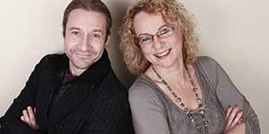 Wir sind eure Trainer: Heike Weick und Oliver Jung NLP Karlsruhe
